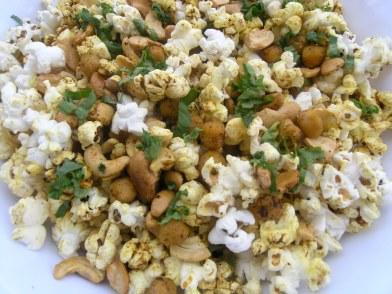 Masala Popcorn Mix