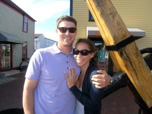we're engaged! wedding updates newport rhode island