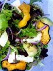 Mexican Squash and Avocado Salad