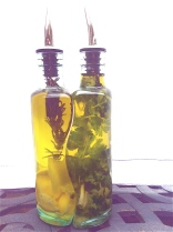 DIY Flavored Olive Oils