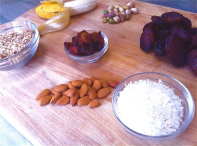 Crunchy Chai Granola Bars