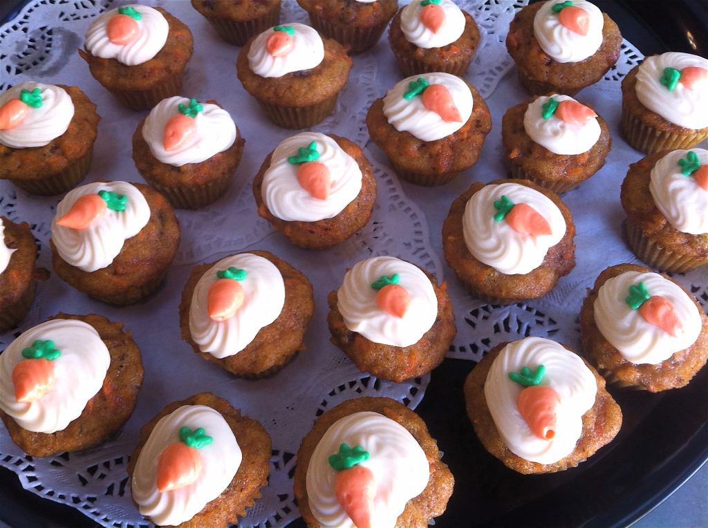 Carrot Cake Cupcakes Desserts