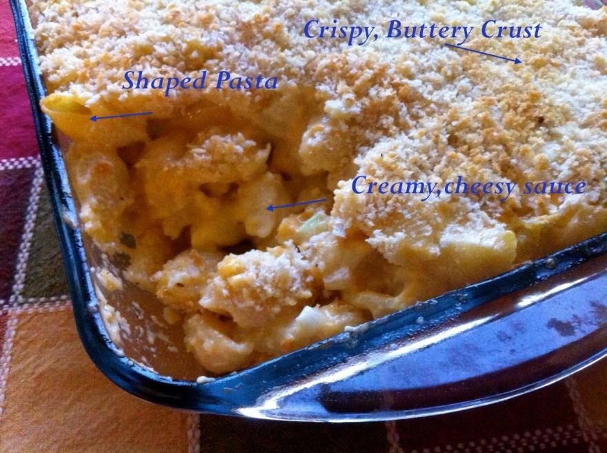 Mac and Cheese pasta