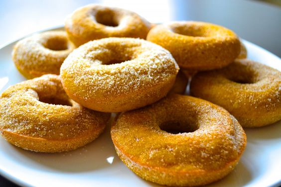 Pumpkin Donuts.jpg