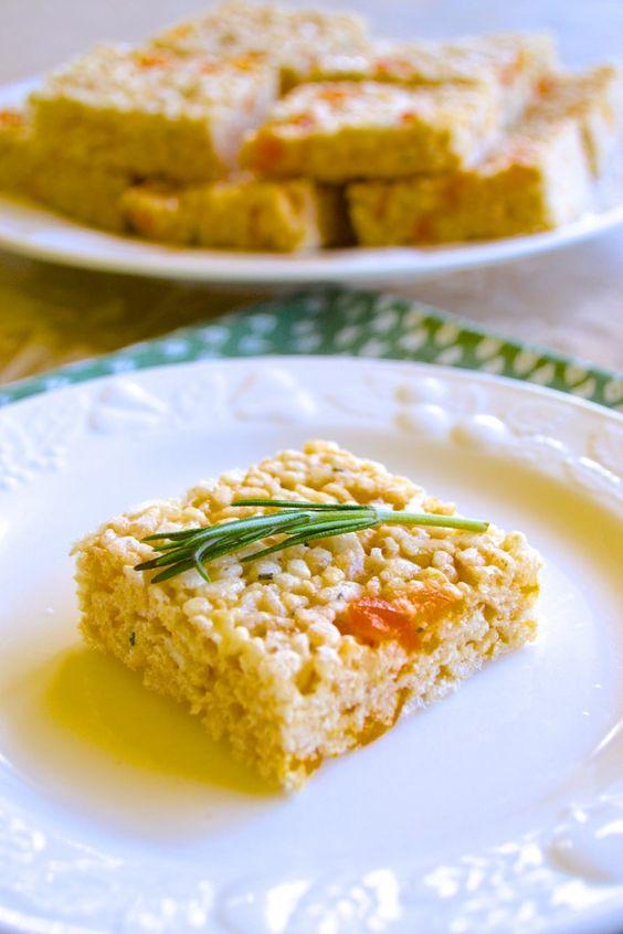 Rosemary Rice Krispies